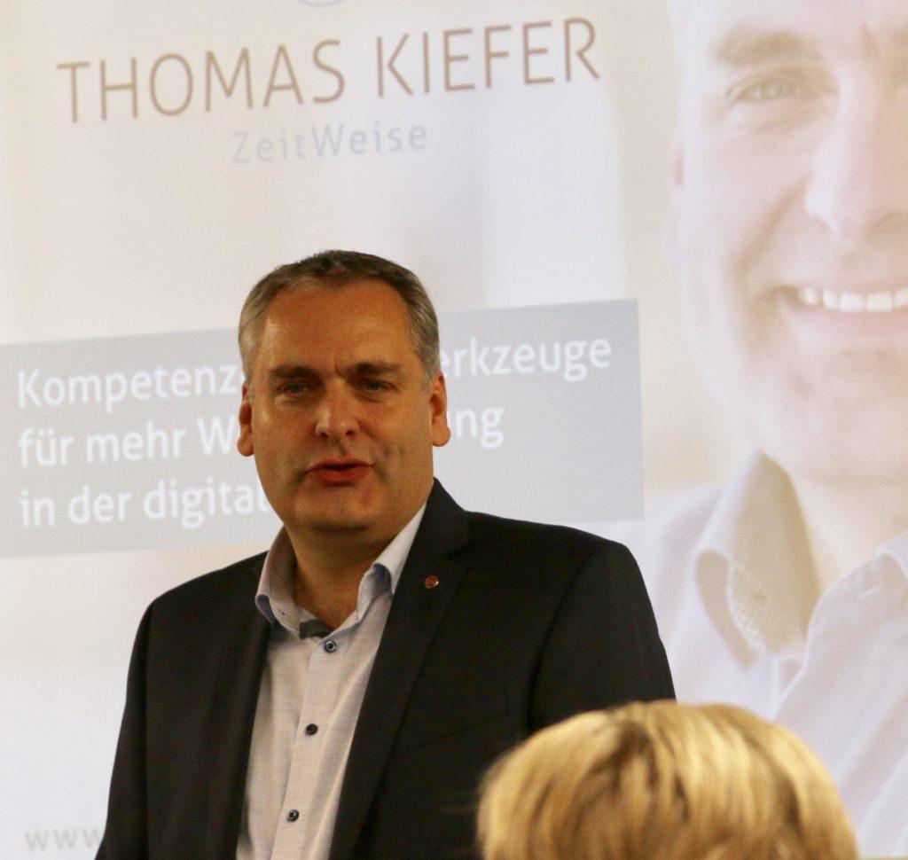 Thomas Kiefer - Optimierer und Begleiter